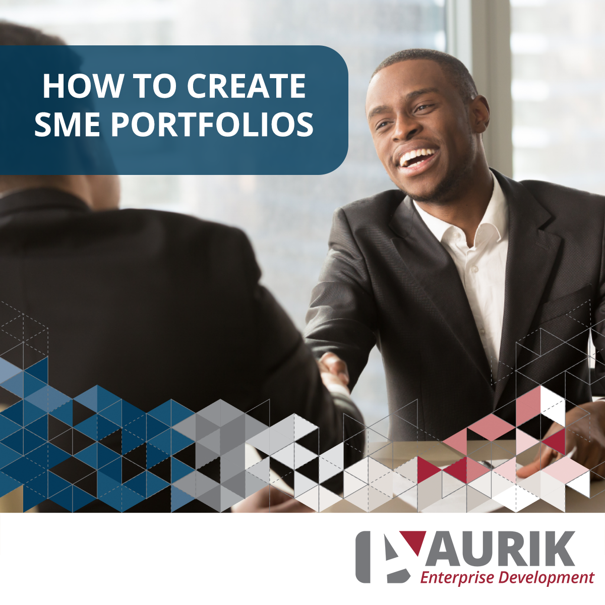 How to create SME portfolios when managing risk and return?